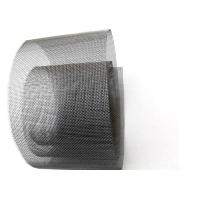 China Bright Pure Tungsten Wire Cloth , Metal Wire Mesh Screen For Vacuum Furnace on sale