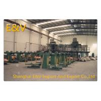 30mm Copper Rod Upward Casting Machine 350 Kwh/Ton With Automatic Coiling
