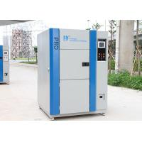 China High Precision Rapid-rate Thermal Cycle Shock Chamber With Vacuum Testing on sale