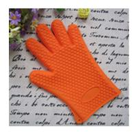 Wholesale silicone insulation mitts ,silicone anti scald kitchen gloves from china suppliers