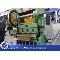 Wholesale Professional Metal Flattening Machine , Expanded Metal Lathe Machine 4KW from china suppliers