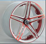 Wholesale 5 Hole 19 Inch Alloy Wheels Chrome And Polish For BMW from china suppliers