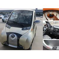48V 4.5KW Motor EEC Approval 2 Person Electric Mini Car  With Air Conditioner