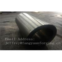 Wholesale 4130 4140 42CrMo4 4340 Forged Seamless Steel Pipe Oil Well Pipe sleeves Coupling Pipe Petroleum Industry from china suppliers