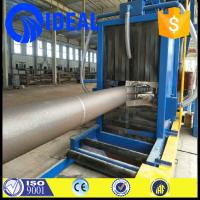 Wholesale Quality Steel Plate Rust Removal Shot Blasting Machine for Surface Cleaning and Intensifying of H Beam from china suppliers
