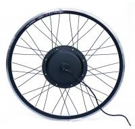 26'' 500 Watt Hub Motor Wheel Ebike Front Or Rear Electric Bike Kit Led Or Lcd Display