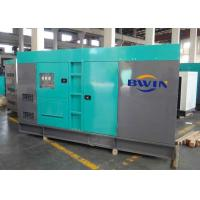 Wholesale WUXI Wandi engine Soundproof emergency power generators 400KW 500KVA from china suppliers