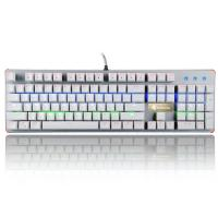 Wholesale Anti Ghosting Mechanical LED Backlit Keyboard Light UP Keyboard  For Laptop from china suppliers