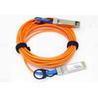 China OM3 MMF 10Gbps Active Optical Cable 850nm With Hot Pluggable Transceiver on sale