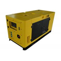 China 20kw Isuzu 4JB1 Engine silent diesel generators 25kva / diesel genset for sale
