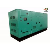 Wholesale 60Hz 220V 3 Phase Generator 240KW / 300KVA Silent Diesel Generator Diesel Genset from china suppliers