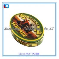 Wholesale small slide mint tin can from china suppliers