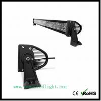 China 42 240W LED LIGHT BAR WORK LIGHT FLOOD & SPOT COMBO 4WD BOAT UTE DRIVING LAMP on sale
