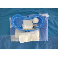 Wholesale Ophtahlmic Custom Surgical Packs , Eye Sterile Surgical Kit Single Use from china suppliers