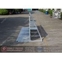 Wholesale 1.2 X1.0X1.2m Aluminium Crowd Stage Barrier   China Mojo Barrier Supplier from china suppliers