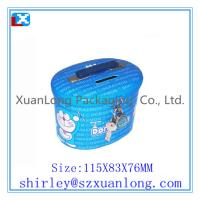 Wholesale Coin Saving Tin Can from china suppliers