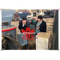 China YH 400 iron powder briquette machine for India customer on sale