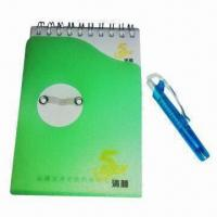 Wholesale Notepad, Made of Paper and Soft Magnet, Customized Designs are Accepted from china suppliers