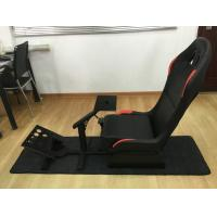 Wholesale Customized Foldable Sport Racing Seats For Video Games PVC Material from china suppliers