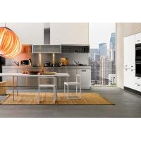 Buy cheap 8 Years Guarantee Stainless Steel Kitchen Cabinets Easy Installation For Apartment from wholesalers