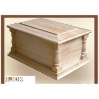 Buy cheap Wooden Human Urns from wholesalers