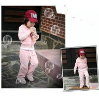 Wholesale Hot sale winter wear baby toddler clothing velvet sport set for kids wholesale clothes turkey from china suppliers