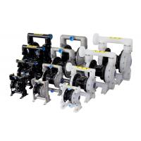 Wholesale Pneumatic Operated AODD Pump / Membrane Air Powered Diaphragm Pump from china suppliers