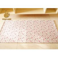 Quality Customized SizeChildren Non Slip Area Rugs With Rubber Backing Easy Clean for sale