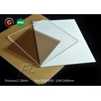 Wholesale Clear ESD Polycarbonate Sheet With The Change Of Visual Fog Not Obvious from china suppliers