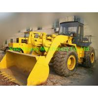 Wholesale Diesel Compact Wheel Loader 3090mm LW500KL / 3 m³ , 17.4t Payload from china suppliers
