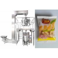 Wholesale 10 Heads Weigher Banana Chips Packing Machine,Made of Stainless Steel from china suppliers
