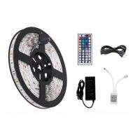 Wholesale Outdoor Led Tape Lights Waterproof , 5050 Led Strip Lights With Remote from china suppliers