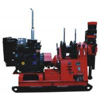 Wholesale 300m Hydrolic Chuck Spindle Mining Geological Core Drilling Machine from china suppliers