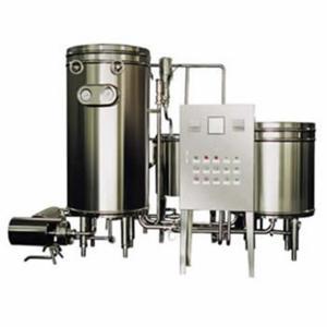 China Semi Automatic UHT Sterilization Machine Coil Type Sterilizer Equipment on sale