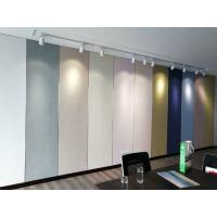 Colorful Cloth Surface Natural Hemp Fiberboard Panels Good Bending Toughness