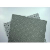 Wholesale 700gsm Polyester Needle Punching Non Woven Felt With Black Floral Dots from china suppliers
