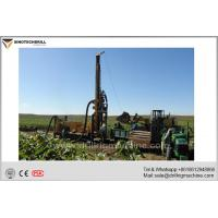 Wholesale Rig Type Optional Water Well Drilling Rig 132Kw Working With Mud / Air from china suppliers