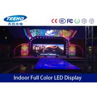 Wholesale High Resolution Indoor Full Color LED Display P4mm 1R1G1B , LED Video Screen MBI5024 from china suppliers