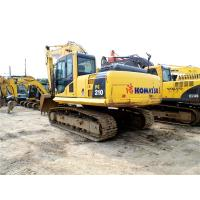 Wholesale Good Condition Used KOMATSU PC210-8 Excavator from china suppliers