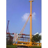 Wholesale DZJ-60 Vibration Pipe-Sunk Piles Hammer Pile Driver For Building Foundation Construction from china suppliers