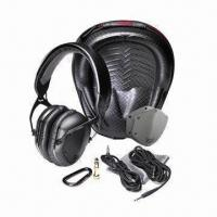 Buy cheap On-ear Noise-isolating Headphone with Black/Chrome Cross Fade LP from wholesalers