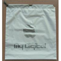 Wholesale White Double Layer Drawstring Plastic Bags Waterproof Bag For Iphone from china suppliers