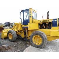 Wholesale Original japan Used KOMATSU WA320 Wheel Loader For Sale from china suppliers