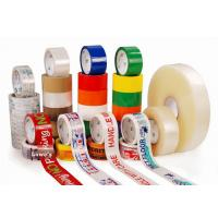 Wholesale Custom Water Based Acrylic Printed Packing Tape For Master Carton Packing from china suppliers
