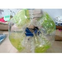 Wholesale PVC Outside Inflatable Kids Toys Amazing Bubble Ball / Inflatable Human Bumper Ball from china suppliers