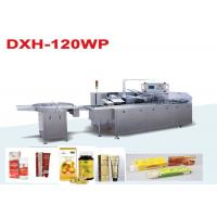 Buy cheap New condition high speed blister box packaging machine price / carton box packing machinery from wholesalers