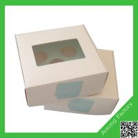 Wholesale New arrival cheap cupcake boxes wholesale,individual cupcake boxes,cupcake muffin boxes from china suppliers