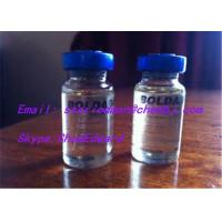 Wholesale Injectable Liquid Bodybuilding Steroid Boldenone Steroids Mucle Growth Boldenon from china suppliers