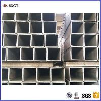 China Steel Pipes Hot dip galvanized Square Steel Tube Tangshan manufacturer on sale