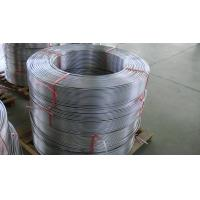 Wholesale Stainless Steel Coil Tubing DIN 17458 EN10216-5 TC1 1.4301 / 1.4307 / 1.4401 / 1.4404 from china suppliers